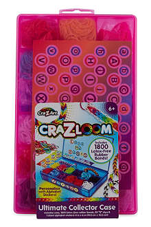 CRA-Z-LOOM Cra-Z-Loom ultimate collectors case