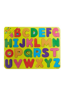 VILAC Letters puzzle