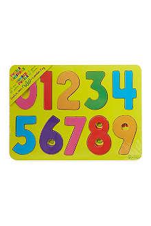 VILAC Numbers puzzle