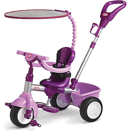 LITTLE TIKES Girls 3-in-1 trike