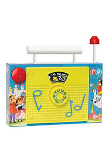 FISHER PRICE Classics TV/Radio toy