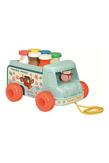 FISHER PRICE Classics Milk Wagon