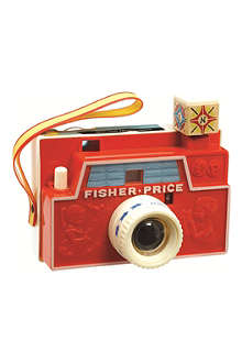 FISHER PRICE Classics Changeable Picture Disk Camera