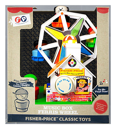 FISHER PRICE Fisher Price ferris wheel music box