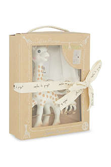 SOPHIE THE GIRAFFE Prestige gift set