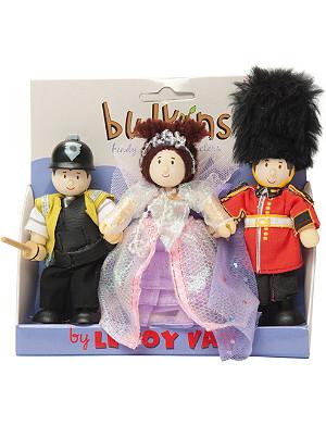 LE TOY VAN Budkins Heart of London figure set gift pack