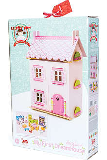 LE TOY VAN My first dreamhouse with furniture