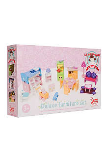 LE TOY VAN Daisy Lane deluxe starter furniture set