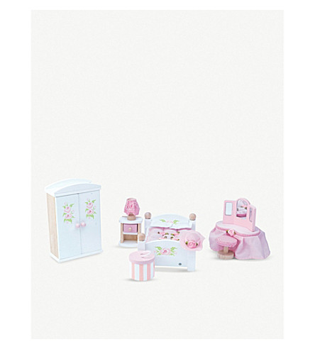 LE TOY VAN Daisy Lane master bedroom furniture set