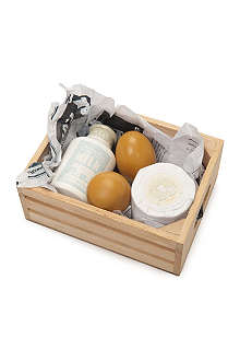 LE TOY VAN Eggs and dairy crate