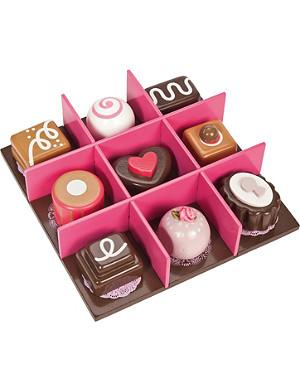 LE TOY VAN Chocolate box