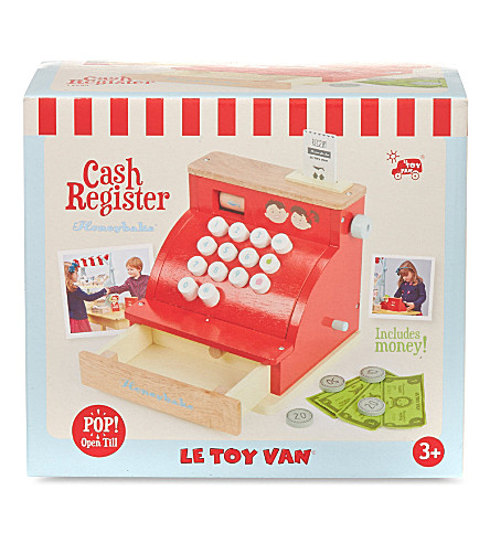 LE TOY VAN Cash register