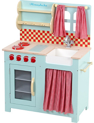 LE TOY VAN Honey kitchen wooden playset