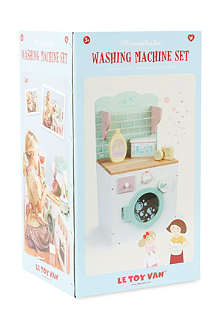 LE TOY VAN Washing machine set