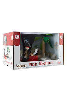 LE TOY VAN Pirate adventure set