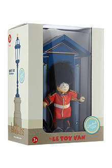 LE TOY VAN Guard and sentry box