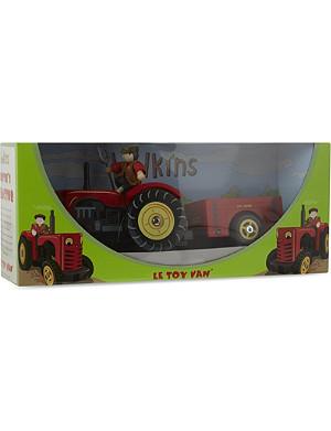LE TOY VAN Bertie's tractor