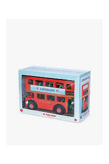 LE TOY VAN Budkins London bus