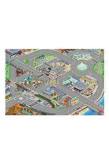 LE TOY VAN Car medium playmat 80 x 120cm