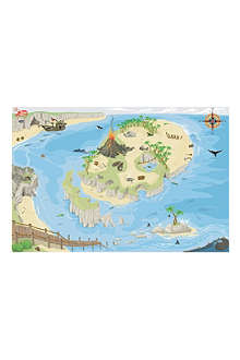 LE TOY VAN Pirate medium playmat 80 x 120cm