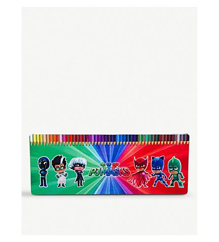 PJ MASKS Colouring pencil tin