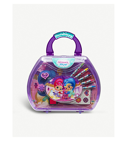 SHIMMER AND SHINE Shimmer and Shine Travel Activity Case