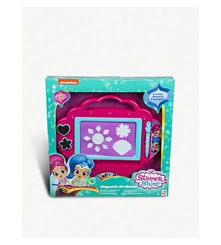 SHIMMER AND SHINE Shimmer and Shine Magnetic Drawing Pad