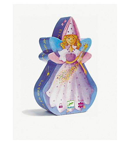 DJECO Fairy and Unicorn puzzle