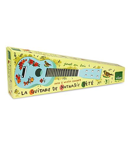 VILAC Nathalie Lété wooden guitar