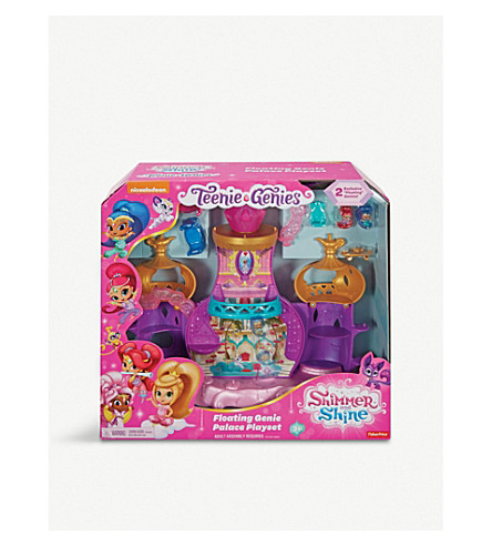 SHIMMER AND SHINE Floating Genie Palace play set