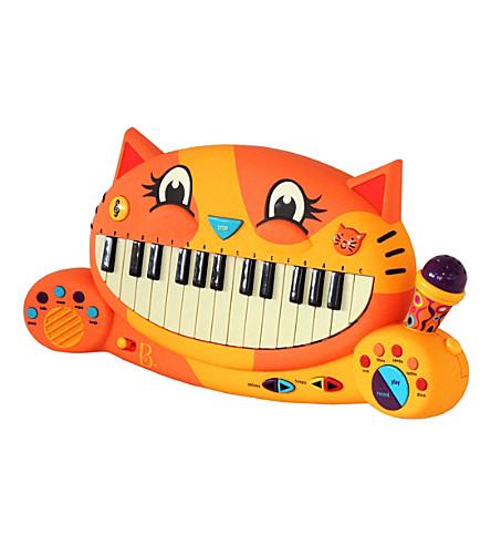 B PRESCHOOL TOYS B Meowsic keyboard