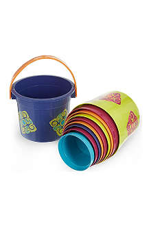 B PRESCHOOL TOYS Bazillion buckets