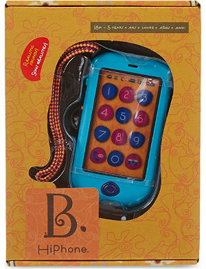 B PRESCHOOL TOYS HiPhone phone toy