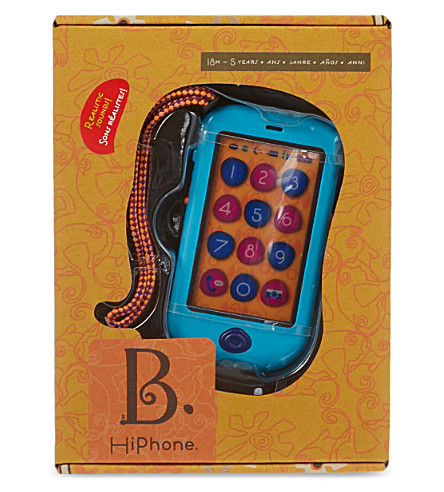 B PRESCHOOL TOYS HiPhone phone toy