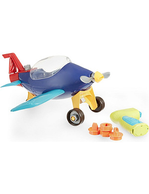 B PRESCHOOL TOYS Build-a-ma-jigs aeroplane