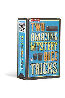 MAGIC ILLUSIONS Two amazing mystery dice tricks