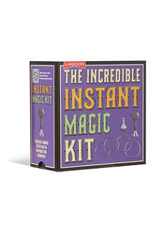 MAGIC ILLUSIONS The incredible instant magic kit