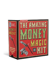 MAGIC ILLUSIONS The amazing money magic kit