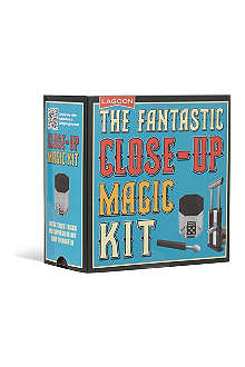 MAGIC ILLUSIONS The fantastic close-up magic kit