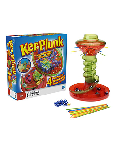 BOARD GAMES Kerplunk