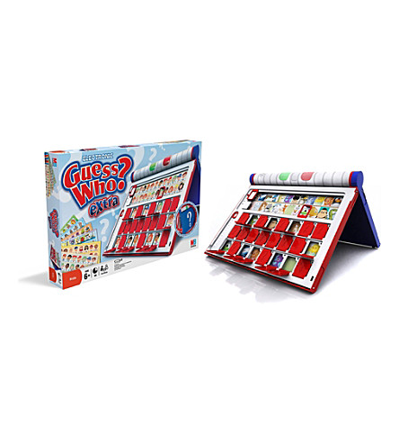 BOARD GAMES Guess Who? Extra