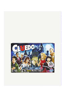 BOARD GAMES Cluedo game