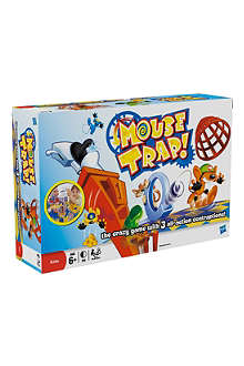 BOARD GAMES Mouse Trap board game