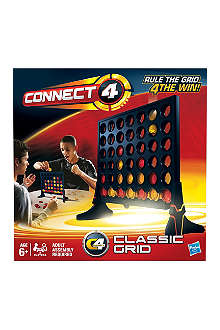 BOARD GAMES Connect 4 Grid game