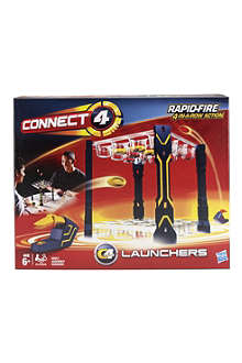 BOARD GAMES Connect 4 Launchers game