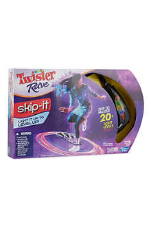 BOARD GAMES Twister Rave Skip-It