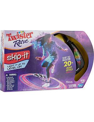 BOARD GAMES Twister Rave Skip-It
