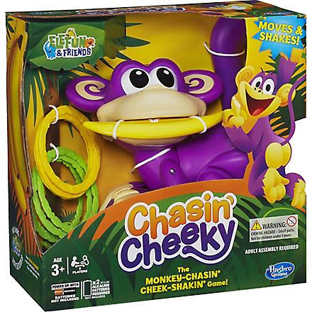 BOARD GAMES Chasin' Cheeky game