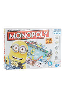 BOARD GAMES Despicable Me 2 Monopoly