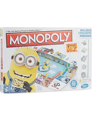 MINIONS Despicable Me 2 Monopoly